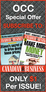 Canadian Business Magazine - Special Offer