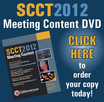 SCCT2012 Meeting Content DVD