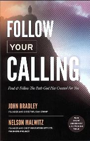Follow Your Calling - Cover