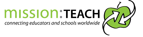 MissionTeach Logo