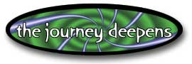 The Journey Deepens Logo