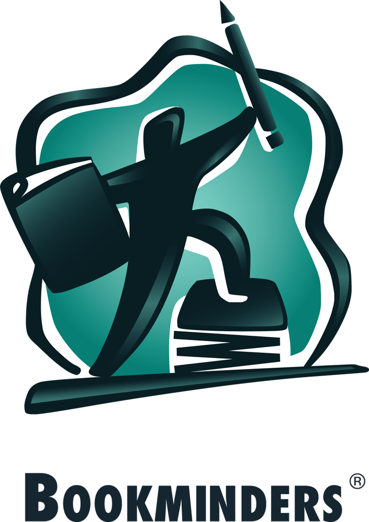 Image result for bookminders logo