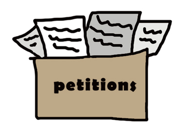 PEtitions