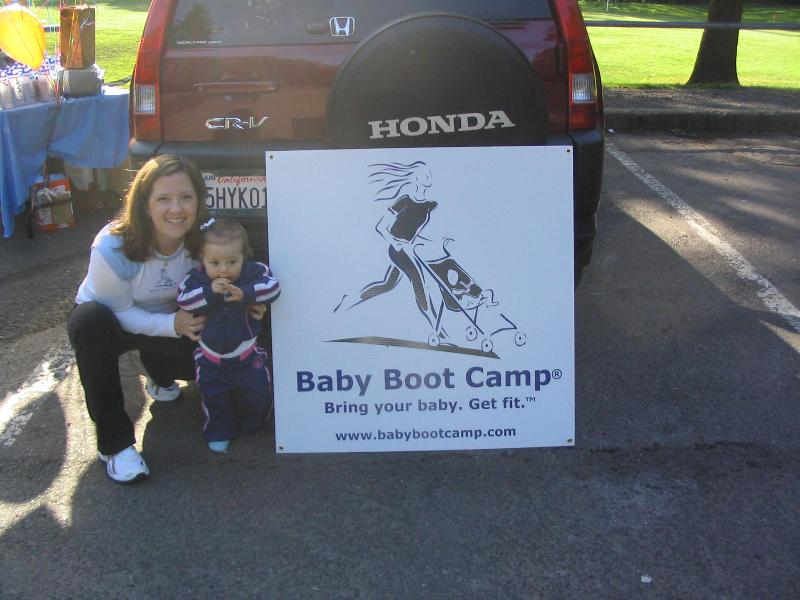 Baby Boot Camp Grand Opening