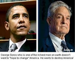 Obama & Soros