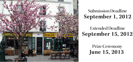 Shakespeare & Company Spring
