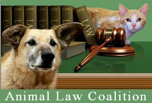 Animal Law Coalition Logo