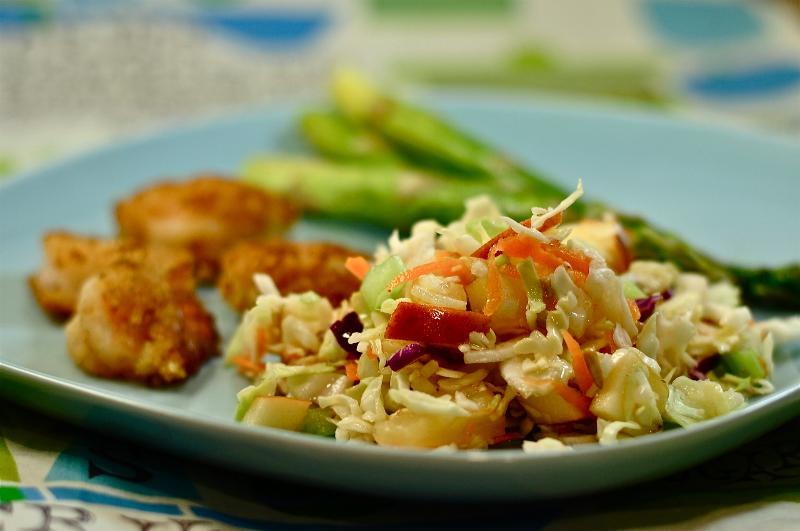 Spicy coleslaw
