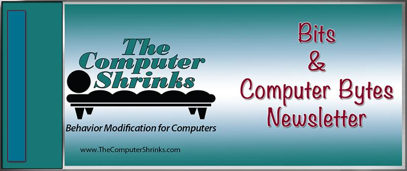The Computer Shrinks, Bits and Computer Bytes