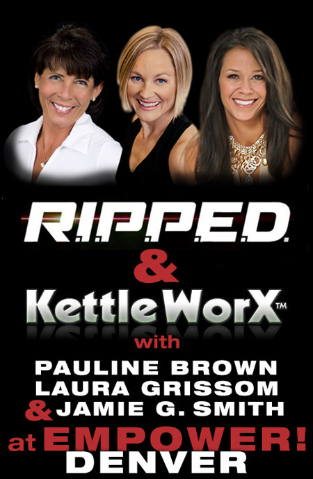 RIPPED KettleWorX At EMPOWER CO
