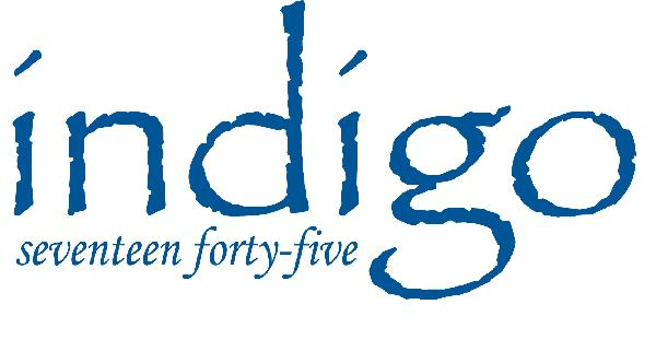 Indigo 1745 Logo