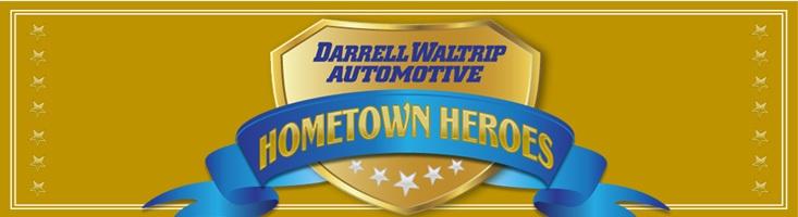 darrell waltrip hometown heroes