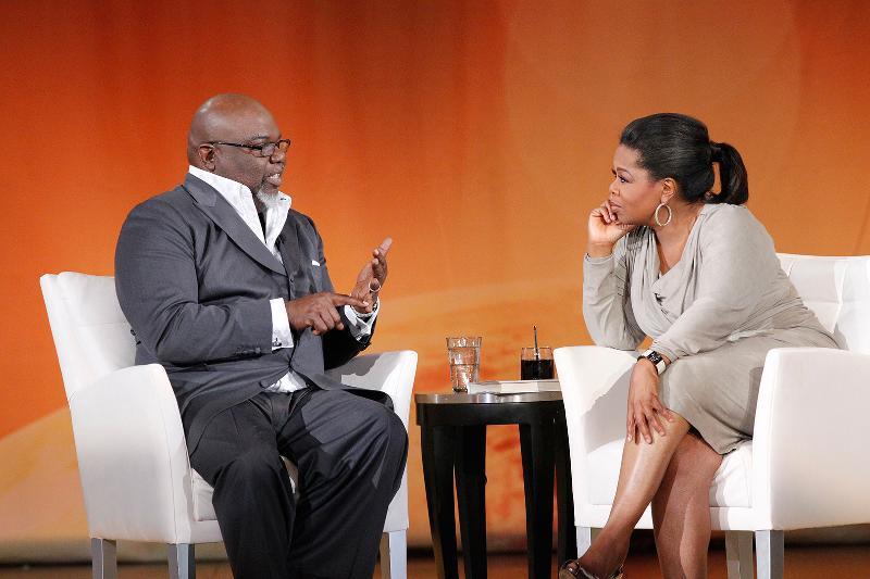 TD Oprah Sitting