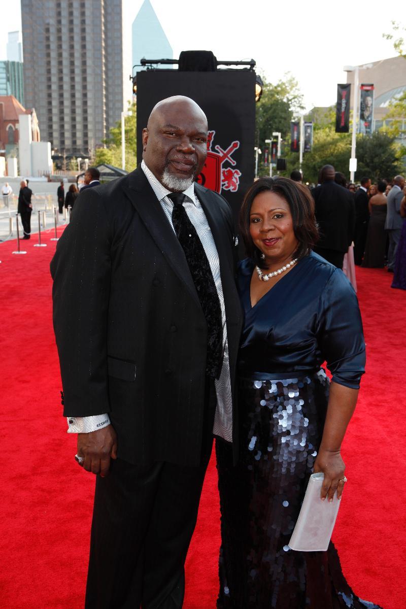 Bishop and Serita Jakes. (Photo credit: TDJE/FPF)