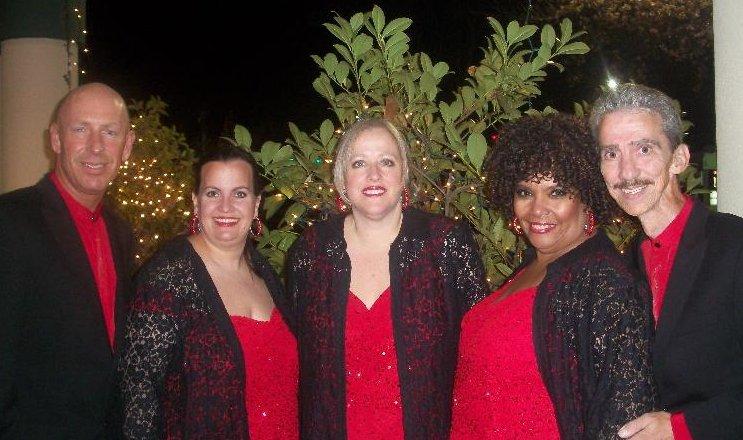 Christmas show cast 2010