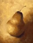 Brown Pear