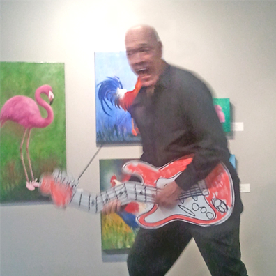 Patrick Performs