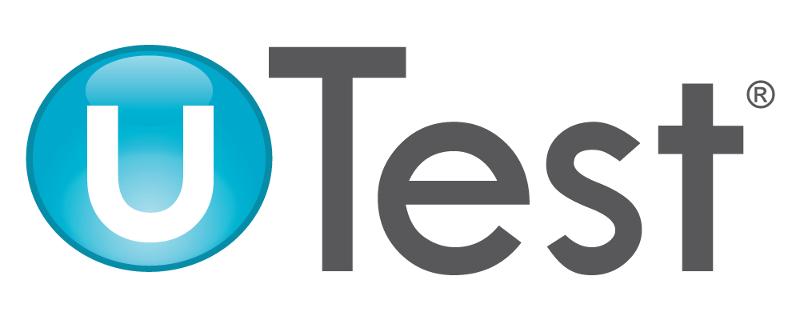 uTest Logo 1