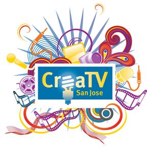 CreaTV Swirl Logo