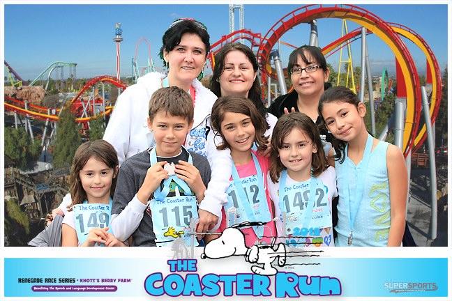 Coaster Super Sports