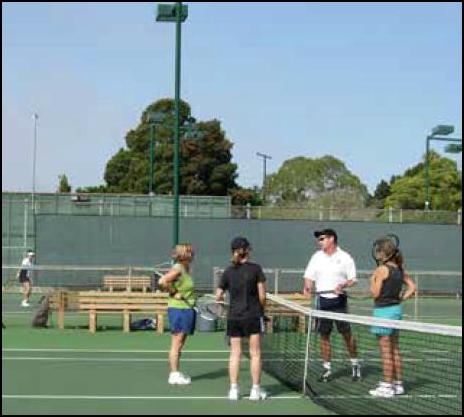 John Heinzman Tennis Tournament