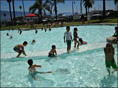 City Wading Pools