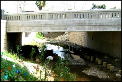 Haley De La Vina Bridge Replacement