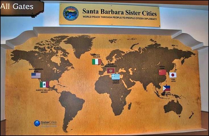 Sister Cities Exhibit