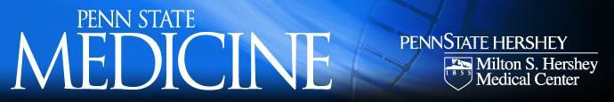 Penn State Medicine Blog Header