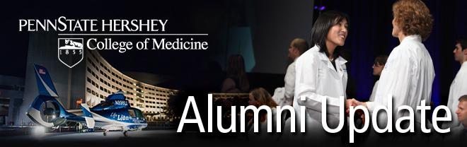 Alumni Update Web Banner