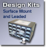 Garrett has Design Kits!