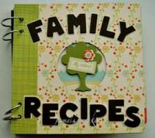 Family Recipes Cover