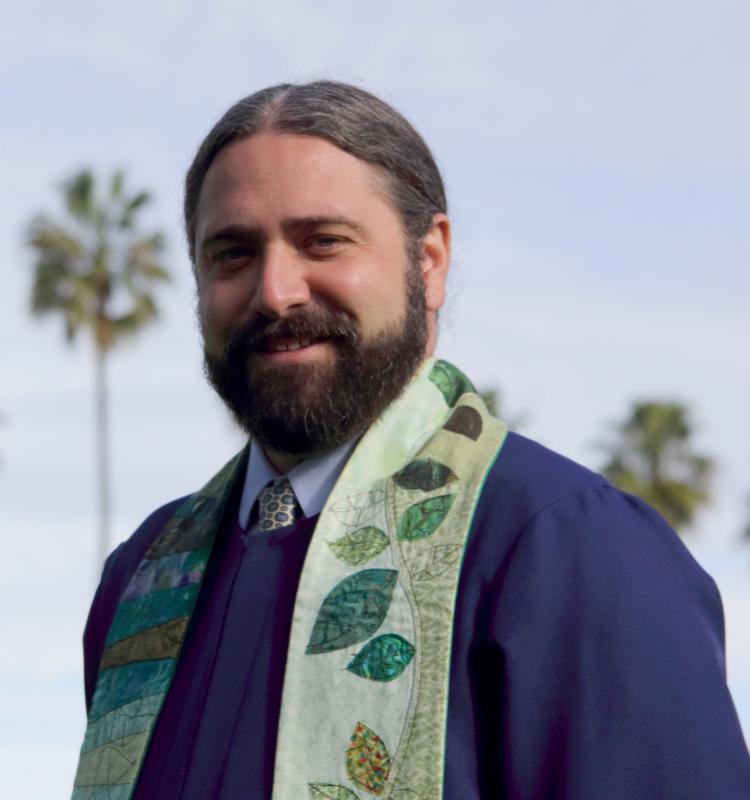 Rev. Jeremy D. Nickel