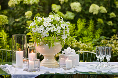 PW table setting