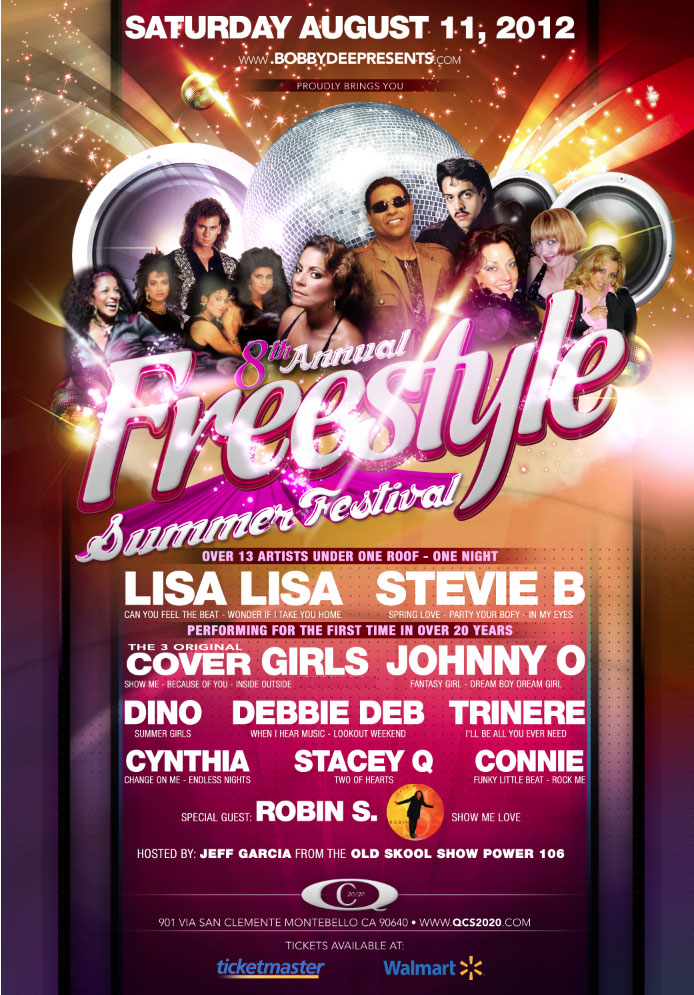 Freestyle Concert 081112CA