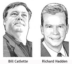 Bill Catlette and Richard Hadden