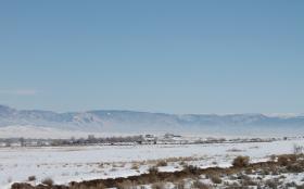 Uinta Basin Snow