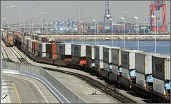 locomotives ports