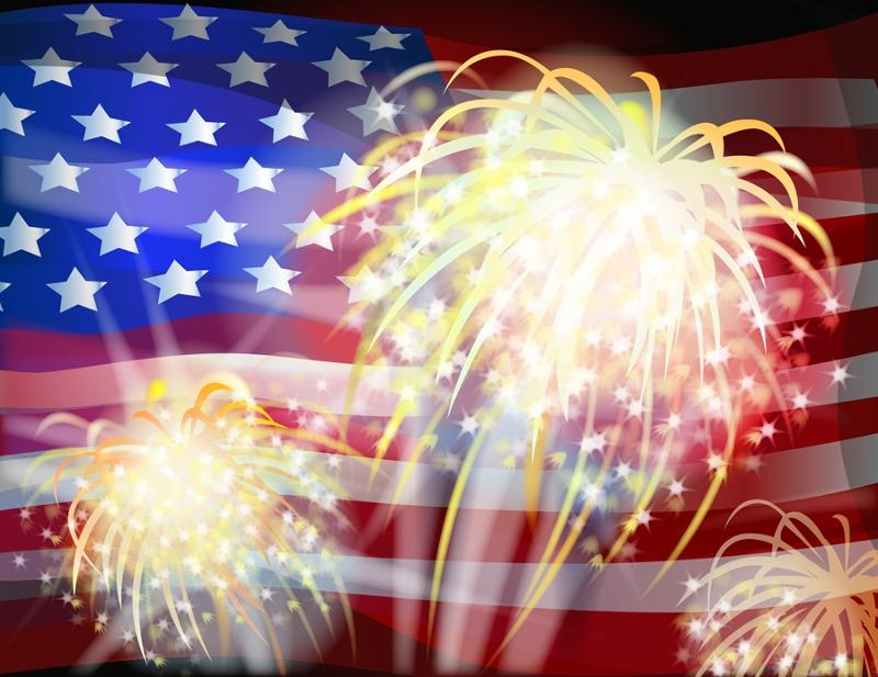America Celebration Photo