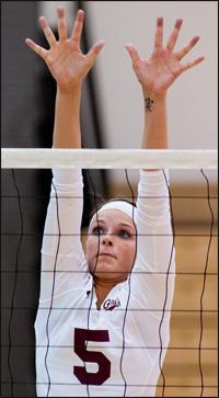 UM volleyball