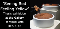 Art Thesis Exhibition