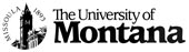 The University of Montana logo