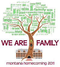 We Are Family Homecoming 2011