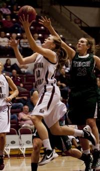 UM Lady Griz basketball