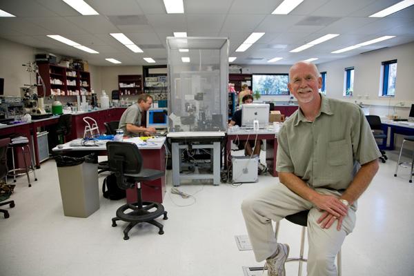 Regents Professor Rich Bridges