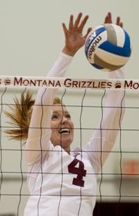 UM Griz volleyball