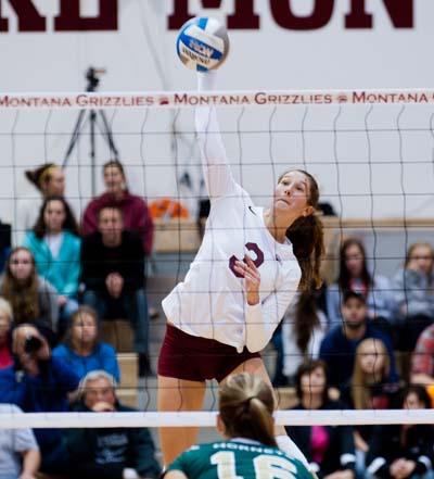 Griz volleyball