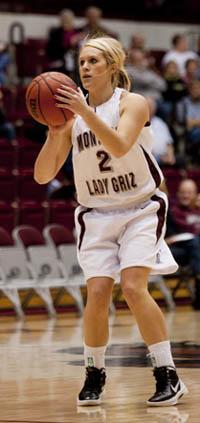 Lady Griz basketball