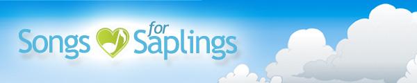 Songs for Saplings Banner