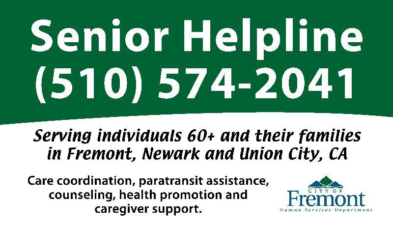 Senior Helpline